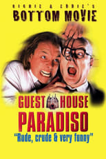 Official movie poster for Guest House Paradiso (1999)