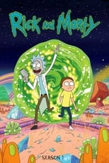 Rick and Morty 1ª Temporada Completa Torrent Dublada e Legendada
