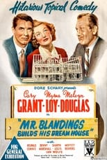 Mr Blandings Builds His Dream House (1948) Box Art