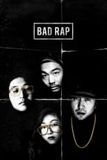 Poster van Bad Rap