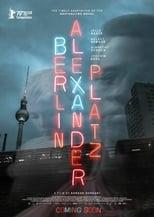 Filmposter: Berlin Alexanderplatz