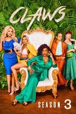 Claws 3ª Temporada Completa Torrent Legendada