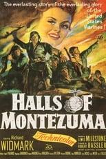Halls of Montezuma (1950) Box Art