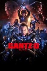 Gantz O (2016) Torrent Dublado e Legendado