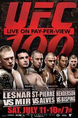 UFC 100: Making History