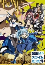 That Time I Got Reincarnated as a Slime 1ª Temporada Completa Torrent Legendada