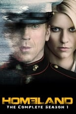 Homeland 1ª Temporada Completa Torrent Dublada e Legendada