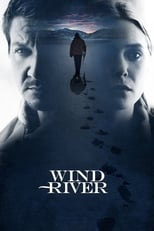 Official movie poster for Wind River (2017)