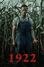 Official movie poster for 1922 (2017)