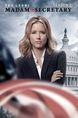 Madam Secretary 2ª Temporada Completa Torrent Legendada