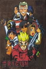 Trigun 1ª Temporada Completa Torrent Dublada
