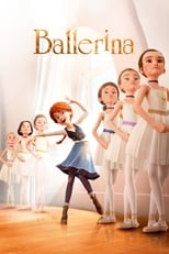 Official movie poster for Ballerina (2017)