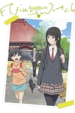 Poster anime Flying Witch Sub Indo