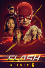 Flash 6ª Temporada Completa Torrent Legendada