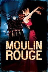 Filmposter: Moulin Rouge