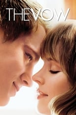 Official movie poster for The Vow (2012)