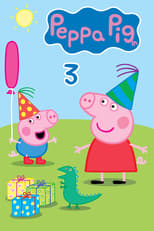 Peppa 3ª Temporada Completa Torrent Dublada