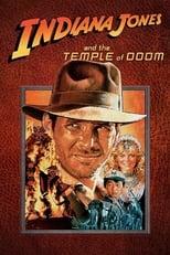 Indiana Jones and the Temple of Doom (1984) Box Art