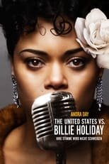 Filmposter: The United States vs. Billie Holiday