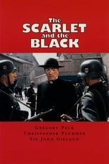 The Scarlet and the Black (1983) Box Art