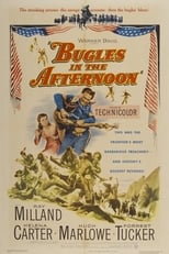 Bugles in the Afternoon (1952) Box Art