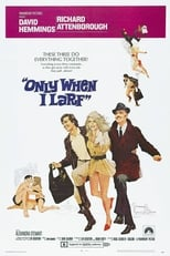 Only When I Larf (1968) Box Art