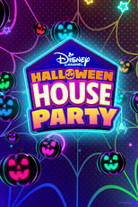 Poster Image for Movie - Disney Channel Halloween House Party