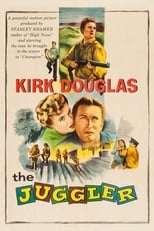 The Juggler (1953) Box Art