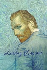 Official movie poster for Loving Vincent (2017)