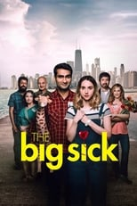 Official movie poster for The Big Sick (2017)