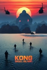 Official movie poster for Kong: Skull Island (2017)