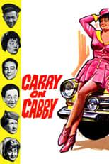 Carry On Cabby (1963) Box Art