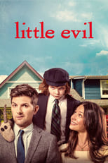Official movie poster for Little Evil (2017)