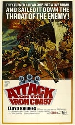 Attack on the Iron Coast (1968) Box Art