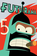 Futurama 5ª Temporada Completa Torrent Dublada