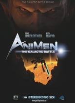 AniMen: The Galactic Battle