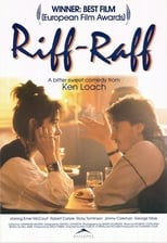 Official movie poster for Riff-Raff (1993)