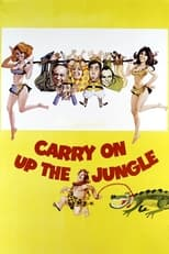 Carry On Up the Jungle (1970) Box Art