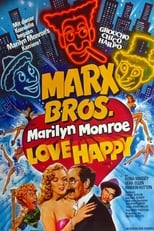Love Happy - Die Marx Brothers im Theater