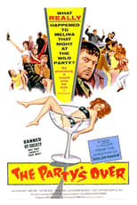 The Party's Over (1965) Box Art