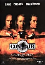 Con Air: Rota de Fuga (1997) Torrent Dublado e Legendado