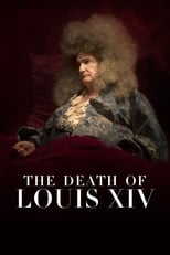 Poster for La mort de Louis XIV