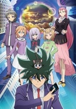 Poster anime Cardfight!! Vanguard: Shinemon-henSub Indo
