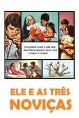 Ele e as Três Noviças (1969) Torrent Legendado