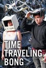 Time Traveling Bong poster
