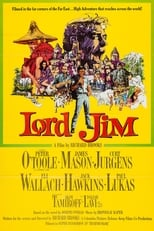 Lord Jim (1965) Box Art