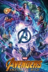 Avengers 3: Infinity War / Los Vengadores 3: Guerra Infinita