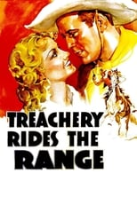 Treachery Rides the Range