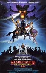 Starchaser: A Lenda de Orin (1985) Torrent Legendado