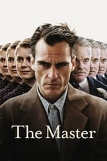 Official movie poster for The Master (2012)